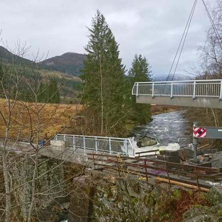Bru Angedalen, Sunnfjord - fsement.no