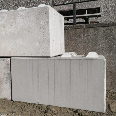Store betongklossar - fsement.no