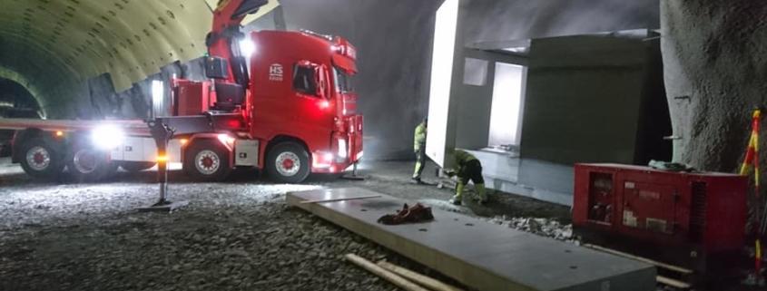 Teknisk bygg i tunnel - fsement.no